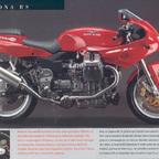 Moto Guzzi Daytona Prospekt